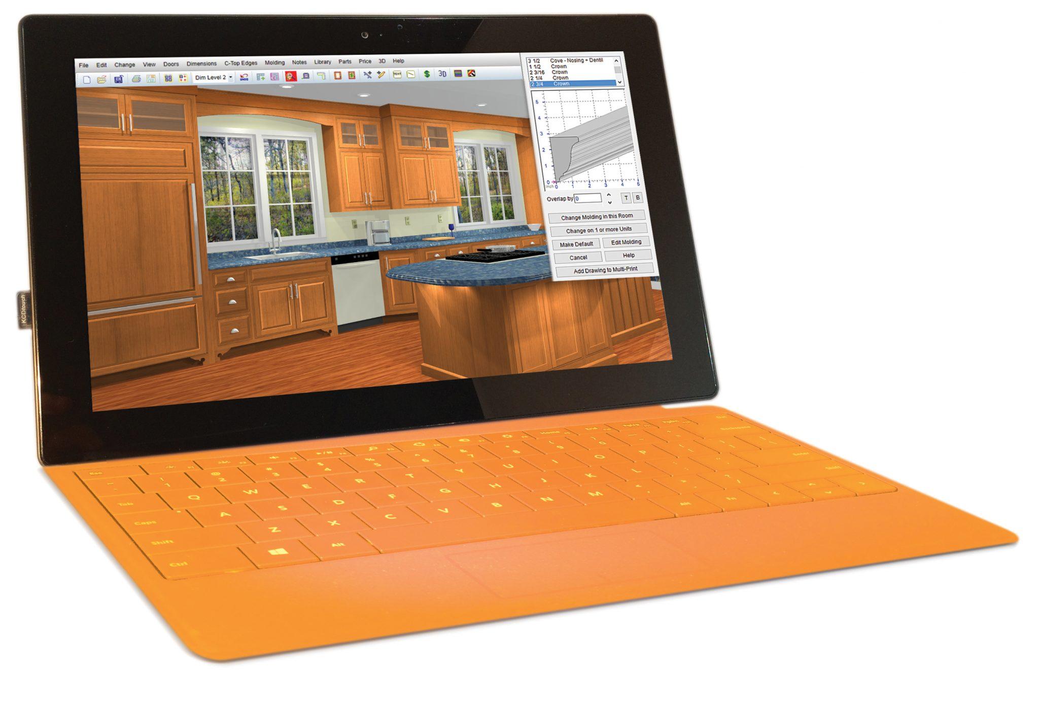 Cabinet/ Closet Designer - KCD Software