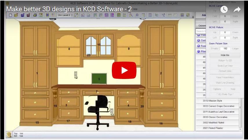Video Tutorials Kcd Software
